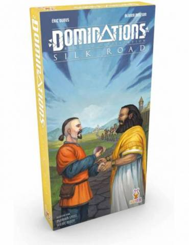 Dominations: Silk Road