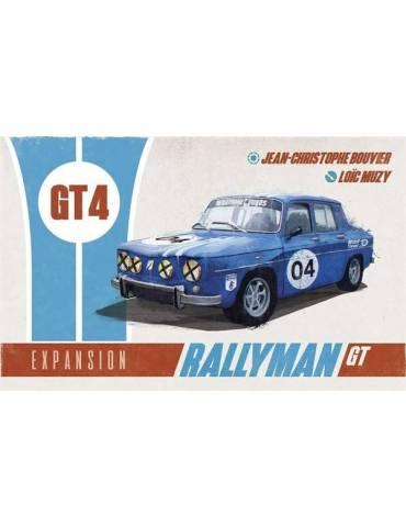 Rallyman: GT - GT4
