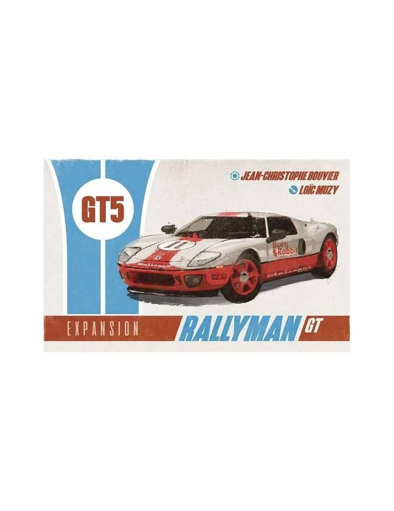 Rallyman: GT - GT5