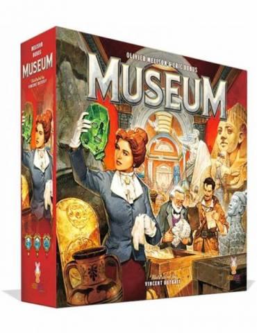 Museum (Inglés)