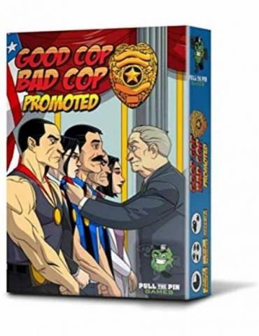 Good Cop Bad Cop: Promoted