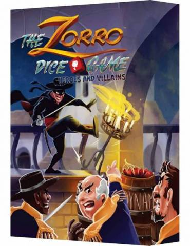 The Zorro Dice Game: Heroes and Villains