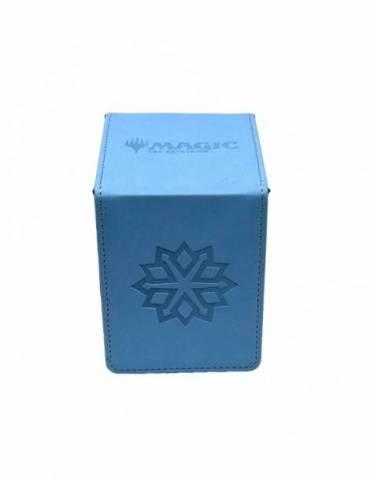 Caja para cartas Ultra Pro Magic: Alcove Flip Box - Snow