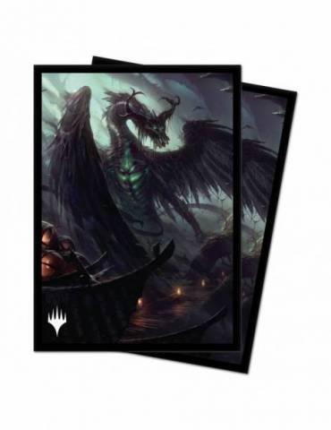 Deck Protector Magic Strixhaven V3: Beledros Witherbloom (100ct)