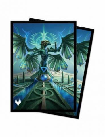 Deck Protector Magic Strixhaven V5: Tanazir Quandrix (100ct)
