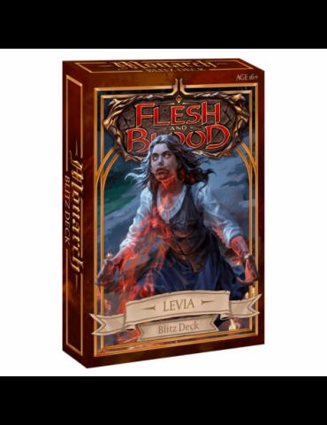 Flesh and Blood: Monarch Blitz Deck - Levia