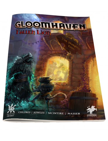 Gloomhaven Fallen Lion