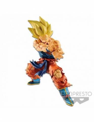 Figura Dragon Ball Dragonball Legends Collab: Son Goku Kamehameha 17 cm