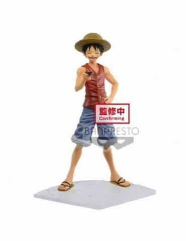 "Figura One Piece Magazine Figure Vol. 1: Luffy Special Episode ""Luff"" 18 cm"