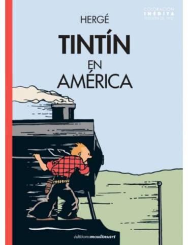 Tintin en America. Version Original de 1932 (Coloración Inedita)