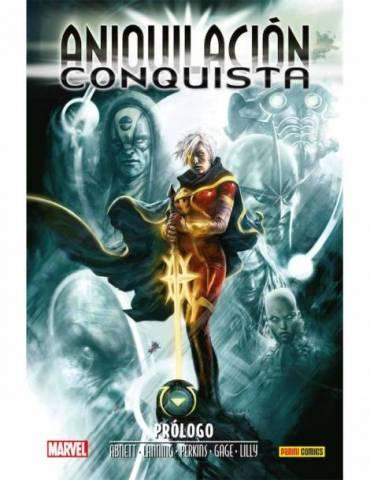 Aniquilación Saga 06. Aniquilación-Conquista: Prólogo