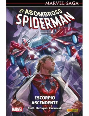 El Asombroso Spiderman 52. (Marvel Saga 117)
