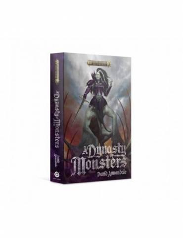 A Dynasty of Monsters (Hardback) (Inglés)