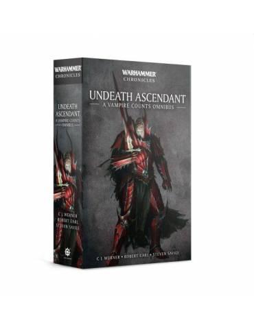 Undeath Ascendant: A Vampire Counts Omnibus (Paperback) (Inglés)