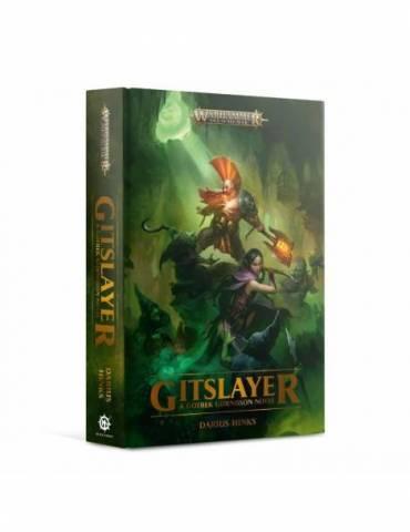 Gitslayer (Hardback) (Inglés)