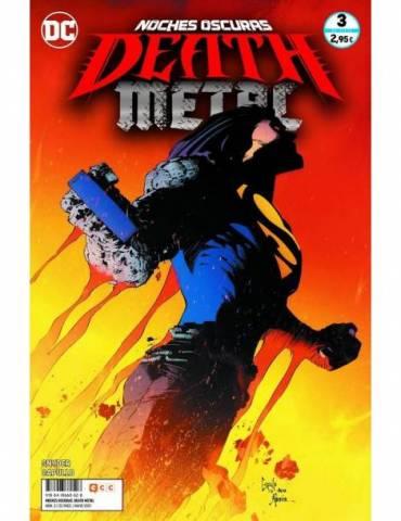Noches oscuras: Death Metal núm. 03 de 7