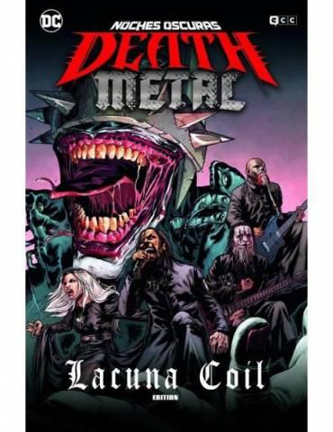 Noches oscuras: Death Metal núm. 03 de 7 (Lacuna Coil Band Edition) (Rústica)