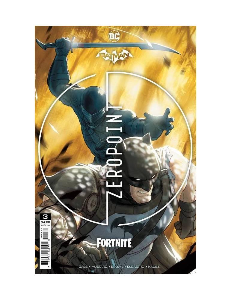 Batman/Fortnite: Punto cero núm. 03 de 6
