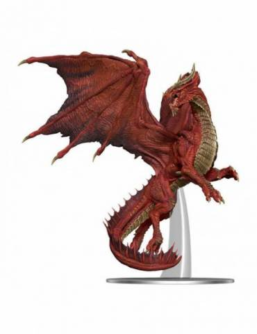 D&D Icons of the Realms: Adult Red Dragon 20 cm