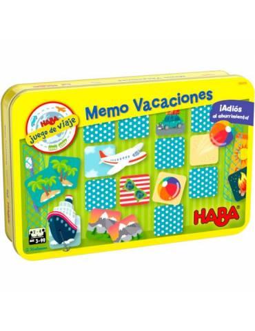 Memo de vacaciones