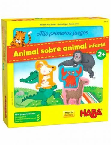 Mis primeros juegos: Animal sobre animal