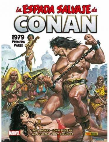 La Espada Salvaje de Conan 06. La Etapa Marvel Original (Limited Edition)