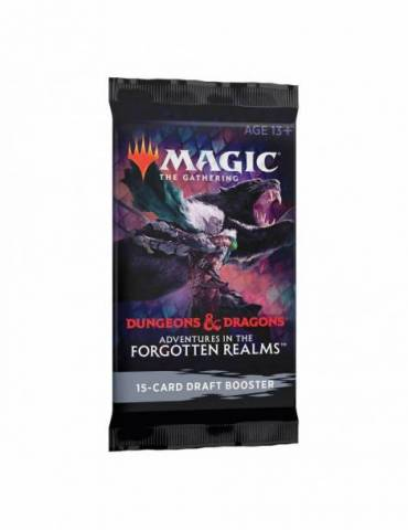 Magic: Adventures in the Forgotten Realms - Draft Boosters (Inglés)