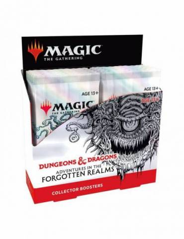 Magic: Adventures in the Forgotten Realms - Collector Booster Display (Inglés)