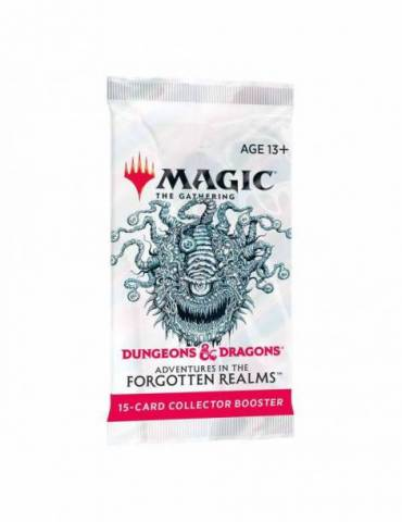 Magic: Adventures in the Forgotten Realms - Collector Boosters (Inglés)