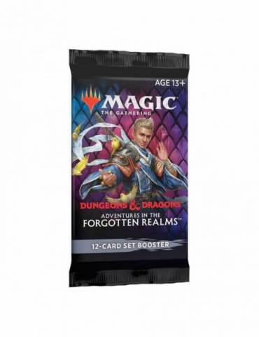 Magic: Adventures in the Forgotten Realms - Set Boosters (Inglés)