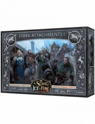 Canción de Hielo y Fuego el juego de miniaturas: Vínculos Stark I