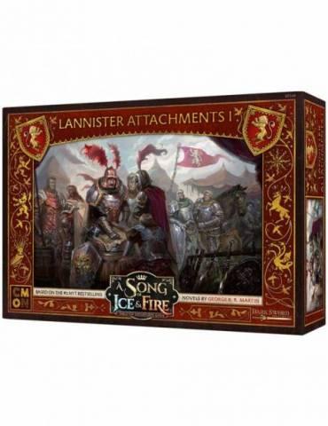 Canción de Hielo y Fuego el juego de miniaturas: Vínculos Lannister I