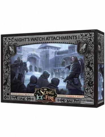 Canción de Hielo y Fuego el juego de miniaturas: Vínculos de la Guardia de la Noche I