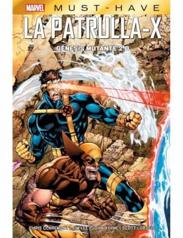 Marvel Must-Have. Patrulla-X: Genesis Mutante 2.0