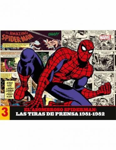 El Asombroso Spiderman: Las Tiras de Prensa 03. 1981-1982