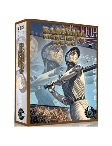 Baseball Highlights: 2045 - Super Deluxe (Includes all 7 expansions)