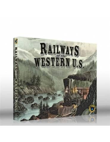 Railways of the Western U.S. (2019 Edition)