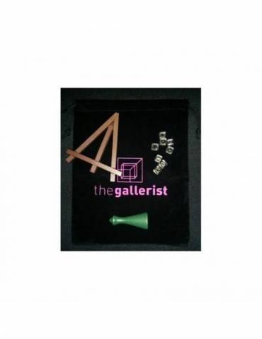 The Gallerist - Upgrade Pack (SG Pack 1 & 2) (Inglés)