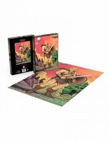Puzle Masters of the Universe: He-Man (1000 piezas)