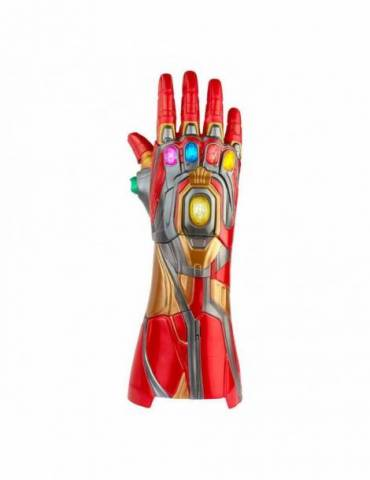 Guantelete Electrónico Marvel Legends Series: Iron Man Nano Gauntlet