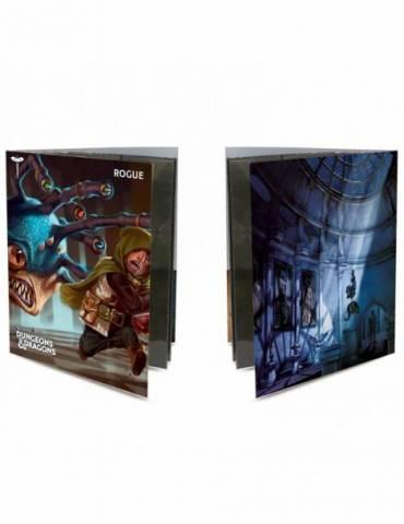 D&D Character Folio: Rogue