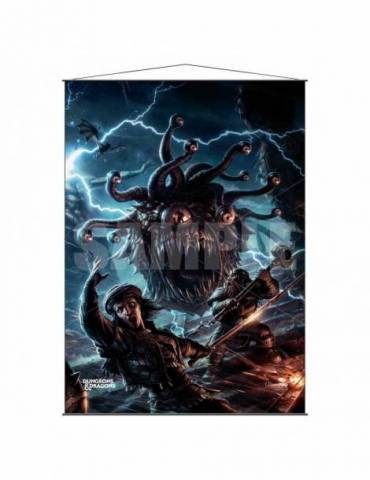 Wall Scroll Ultra Pro Dungeons & Dragons Cover Series: Monster Manual