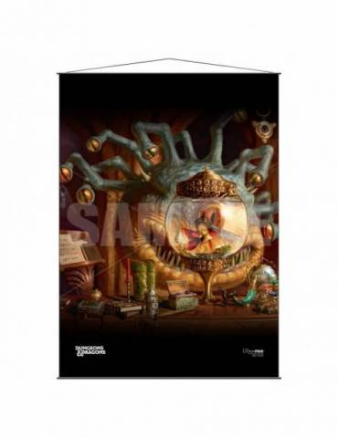 Wall Scroll Ultra Pro Dungeons & Dragons Cover Series: Xanathar's Guide to Everything
