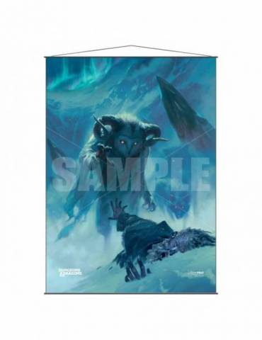 Wall Scroll Ultra Pro Dungeons & Dragons Cover Series: Icewind Dale Rime of the Frostmaiden