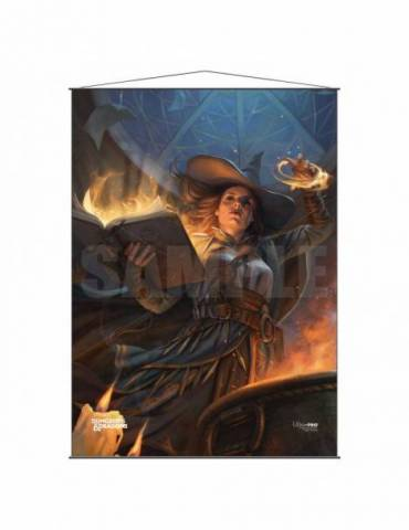 Wall Scroll Ultra Pro Dungeons & Dragons Cover Series: Tasha's Cauldron of Everything