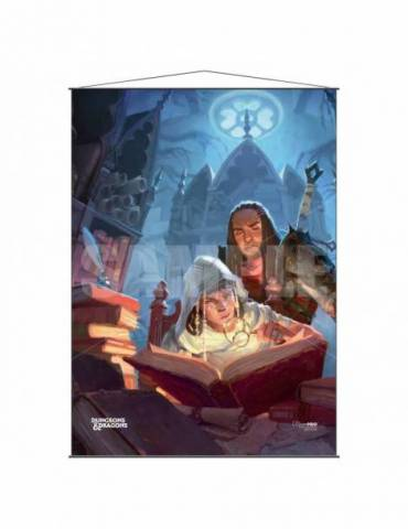 Wall Scroll Ultra Pro Dungeons & Dragons Cover Series: Candlekeep Mysteries