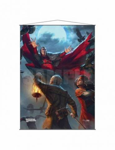 Wall Scroll Ultra Pro Dungeons & Dragons Cover Series: Van Richten's Guide to R