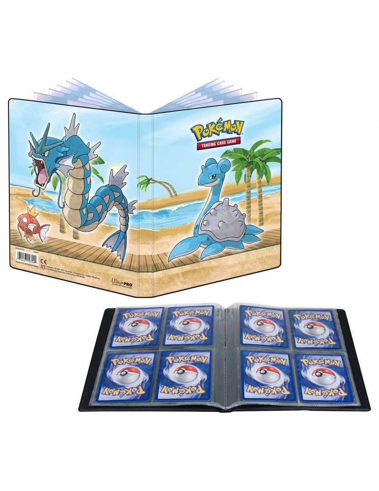 Portfolio de 4 bolsillos Ultra Pro Pokémon: Seaside