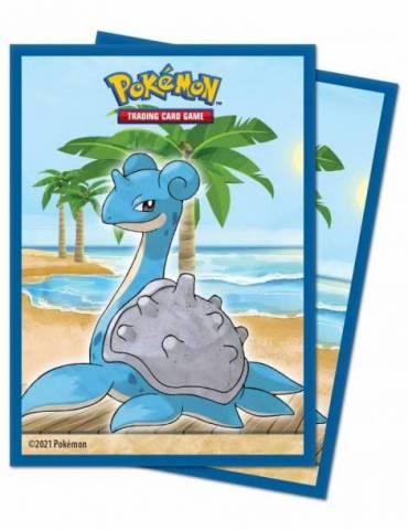 Fundas Ultra Pro Pokémon: Seaside 65 ct