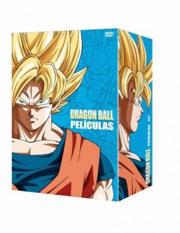 Dragon Ball & Dragon Ball Z Las Películas (Colección Completa en Dvd)